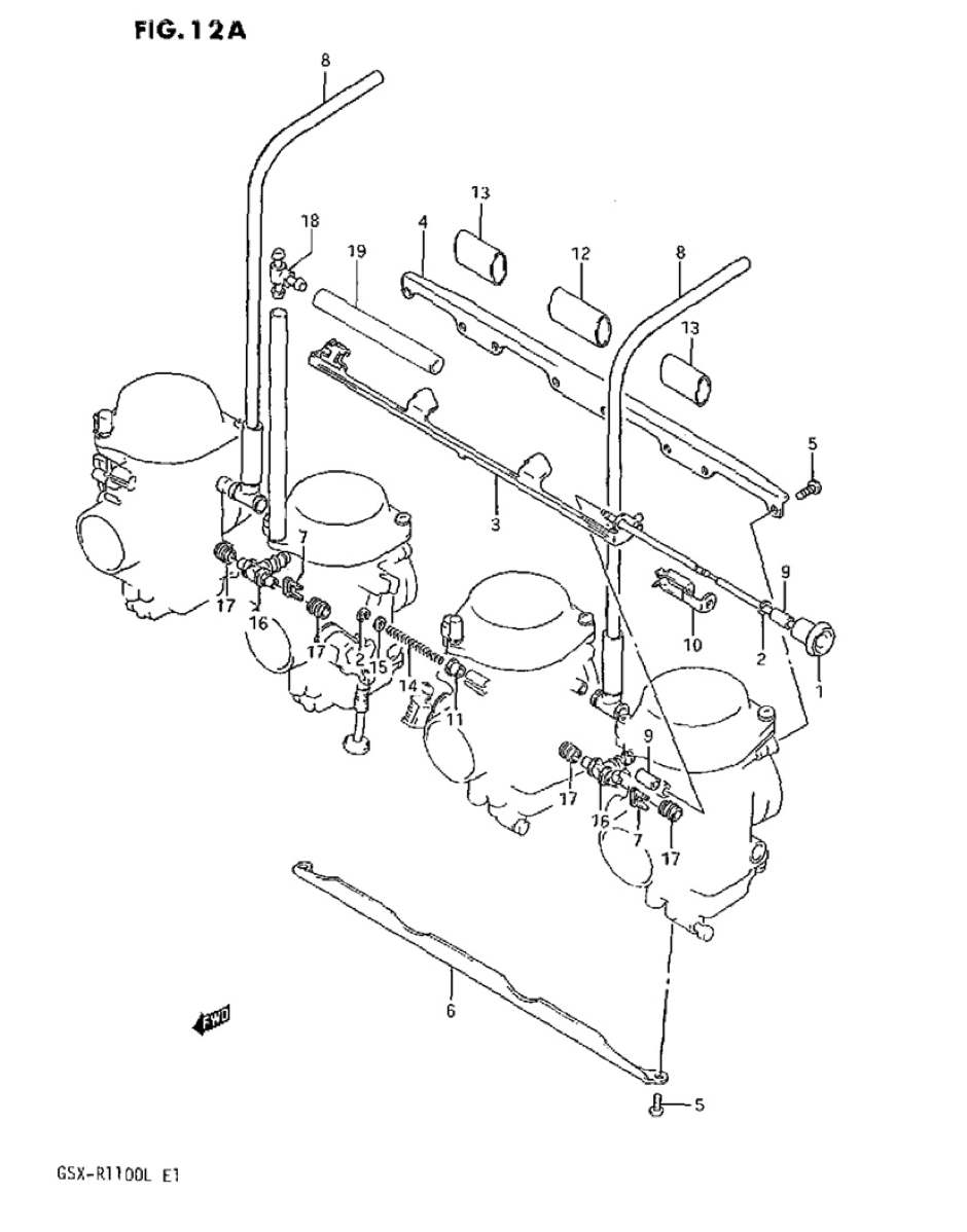 Carburetor Fittings