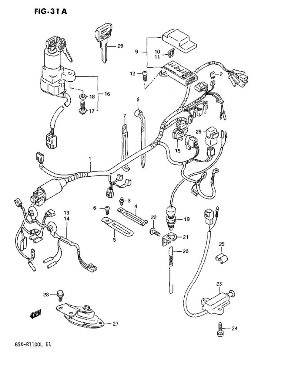 Wiring Harness - Model L