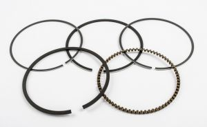 PISTON RING SET (OS: 1.0)