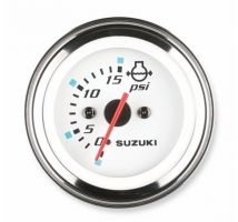 WATER PRESSURE GAUGE - WHITE