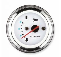 FUEL GAUGE - WHITE