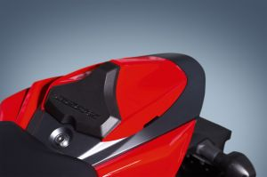 Single Seat Cover - Red