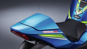 Single Seat Cover - Blue