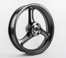 FRONT WHEEL SILVER