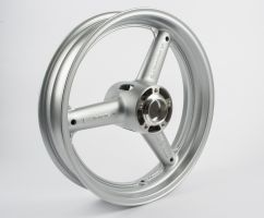 Wheel, Front (17XMT3.50) (Silver)