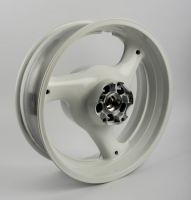 WHEEL, REAR 17xMT5.5, WHITE