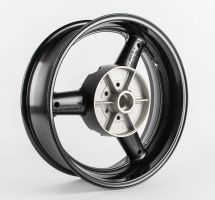 WHEEL, REAR MT5.5x17 GREY