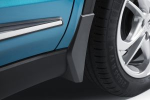 Rigid Mudflap Set - Front