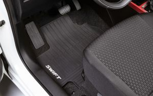 Rubber Floor Mat Set