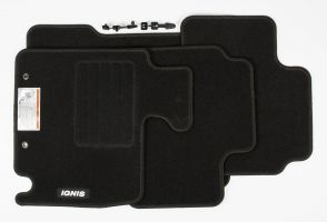 Carpet Mat Set Black - 2017 Model