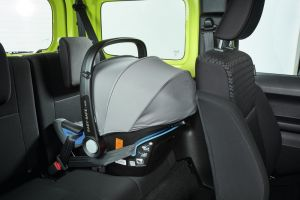 Child seat ('Baby Safe i-size')