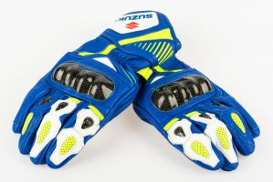 Moto GP Design Riding Gloves - Long