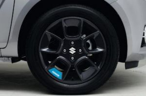 Wheel Decals - Blue