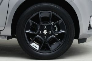 Wheel Decals - White