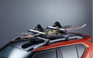 Lockable Ski/Snowboard Carrier - 'Everest'