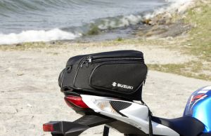 Rear Seat Tail Bag