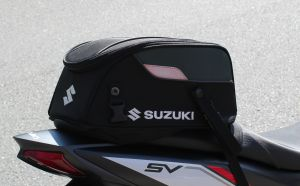 Rear Seat Tail Bag 9 Litres