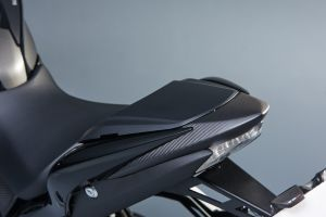 Carbon Fibre Rear Seat Tail Cover