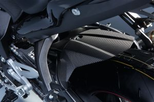Carbon Fibre Rear Hugger