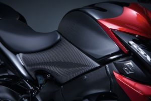 Carbon Fibre Frame Cover Set