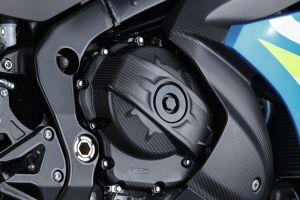Carbon Clutch Cover - Matt Finish