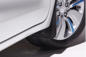 Flexible Mud Flap Set - Front