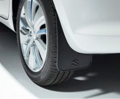 Flexible Mud Flap Set - Rear