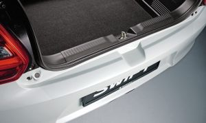 Rear Bumper Protection Sheet - Clear