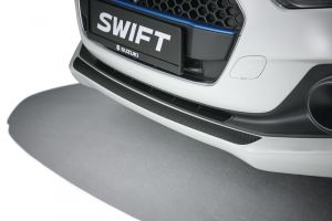 Front Bumper Decal - Carbon Design