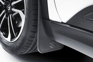 Mudflap Set Flexible Front