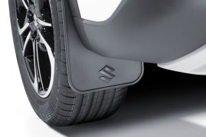 Mudflap Set Flexible Rear