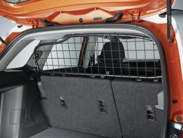 Cargo Area To Rear Seat Partition Grille