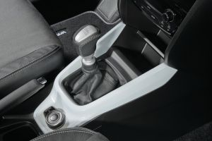 Centre console coloured trim, 4WD