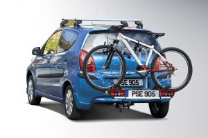Tow-bar Mounted Bicycle Carrier