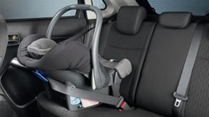 Child Seat - 'Baby Safe Plus'