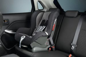 Child seat (Britax/Romer, 'DUO Plus', ISOFIX)