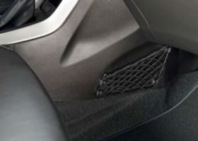 Passenger Footwell Side Storage Net