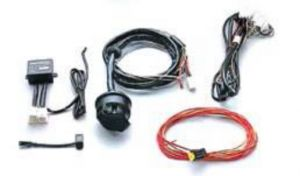 Tow-bar Wiring Harness - 13 Pin