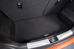 ECO Cargo Mat - 2WD, Fixed Seats
