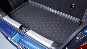 Cargo tray, lightweight