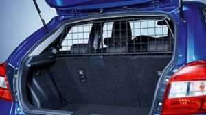 Cargo partition grille / dog guard