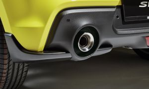 Rear Parking Sensor - Black
