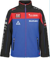 BSB Team Softshell Sport Jacket 2018 990F0-B2TJK