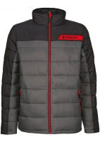Team Black Quilted Jacket