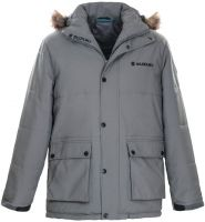 Winter Parka - Grey