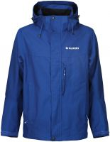 Team Blue Waterproof Jacket