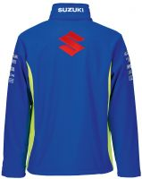 Moto GP Team Softshell Sport Jacket