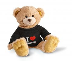 Teddy with black jumper