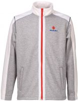 Team White Fleece Jacket