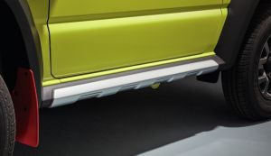 Side Sill Lower Trim Set